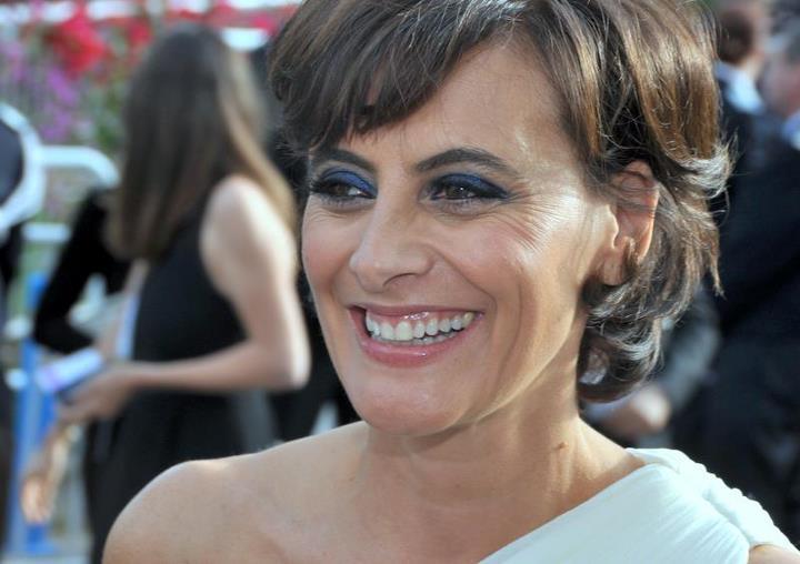 Inès de la Fressange au festival de Cannes en 2012