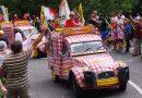 La caravane Cochonou toujours au rendez-vous pour le Tour de France