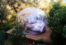Insolite : Dormir dans une bulle, un hébergement de rêve